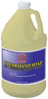 CLEAR HAND SOAP